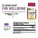 Solaray One Daily St. John's Wort Supplement, 900