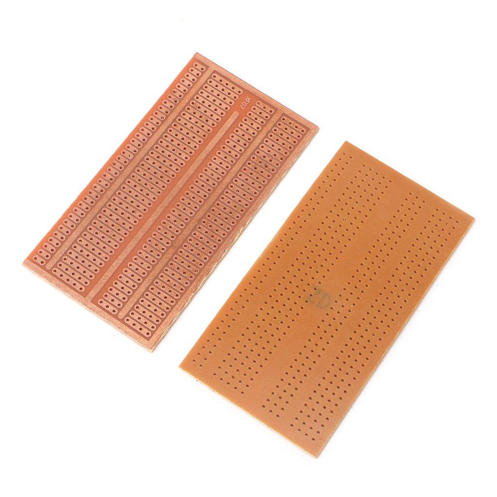 JimTw-UK Lot de 10 cartes de circuits imprim/és 5 x 9,5 cm