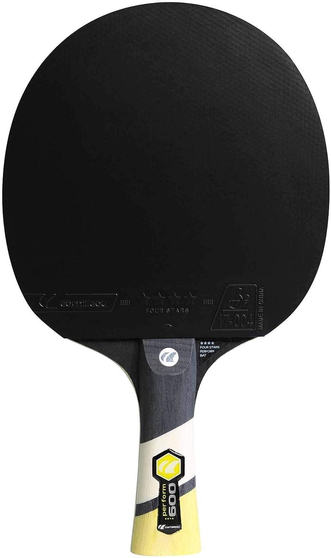 Cornilleau Unisex Perform 600–Raqueta de Tenis de Mesa, un tamaño