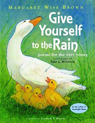 book cover of Give Yourself to the Rain