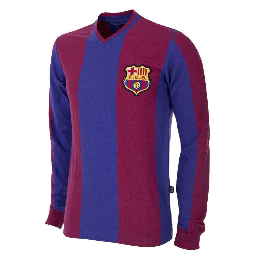 Copa 1916 Barcelona L S Retro Trikot