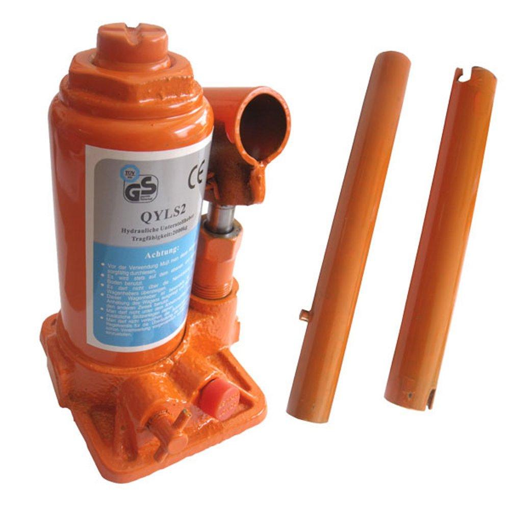 Mauk 150 Hydraulic Bottle Jack 2 Tonnes