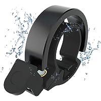 Meowtutu Q Bell Fietsbel, luid en helder fietsen fietsbel MTB mountainbike alarm hoorn ring fiets ring voor 22,2-23 mm…
