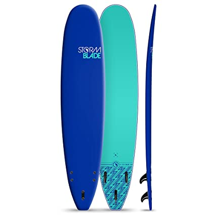 Amazon Com Stormblade 9ft Storm Blade Longboard Surfboard Sports