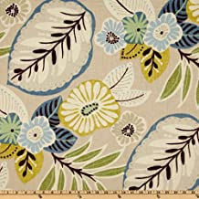 54'' Richloom Tracey Beachcomer Draoery Fabric & Upholstery Fabric By The Yard
