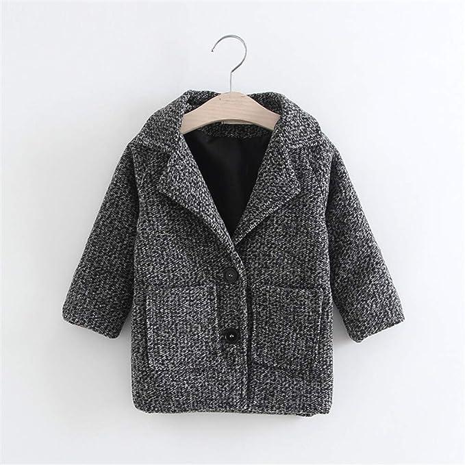 Cappotti e giacche per tutte le stagioni nere per bambine dai 2