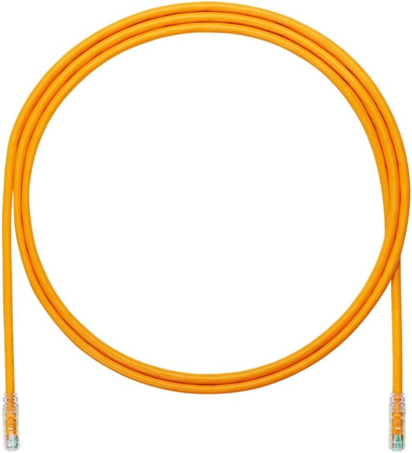 Category 6a for Network Device Patch Cable 1.25 GB//s Panduit Cat.6a U//UTP Patch Network Cable