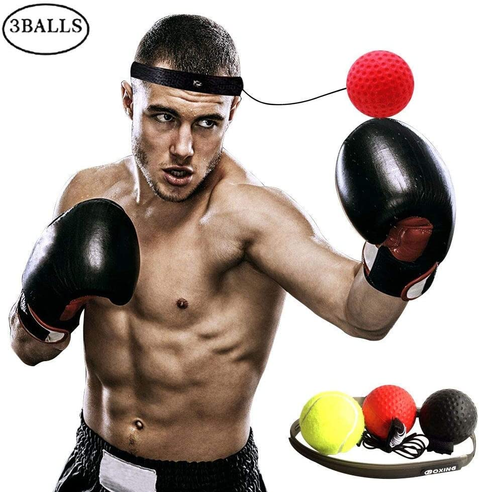 sokey - Pelota de Entrenamiento de Boxeo, Entrenamiento de Boxeo ...
