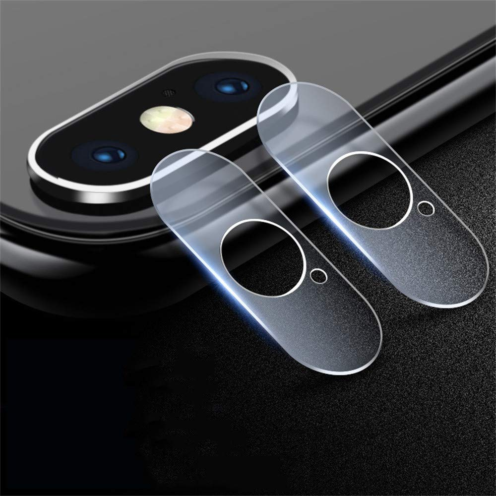 Ugood 2019 2X Back Rear Camera Lens Fibre Glass Screen Film Protector For iPhone XS/XS Max (For iPhone XS Max) by Ugood_ (Image #6)