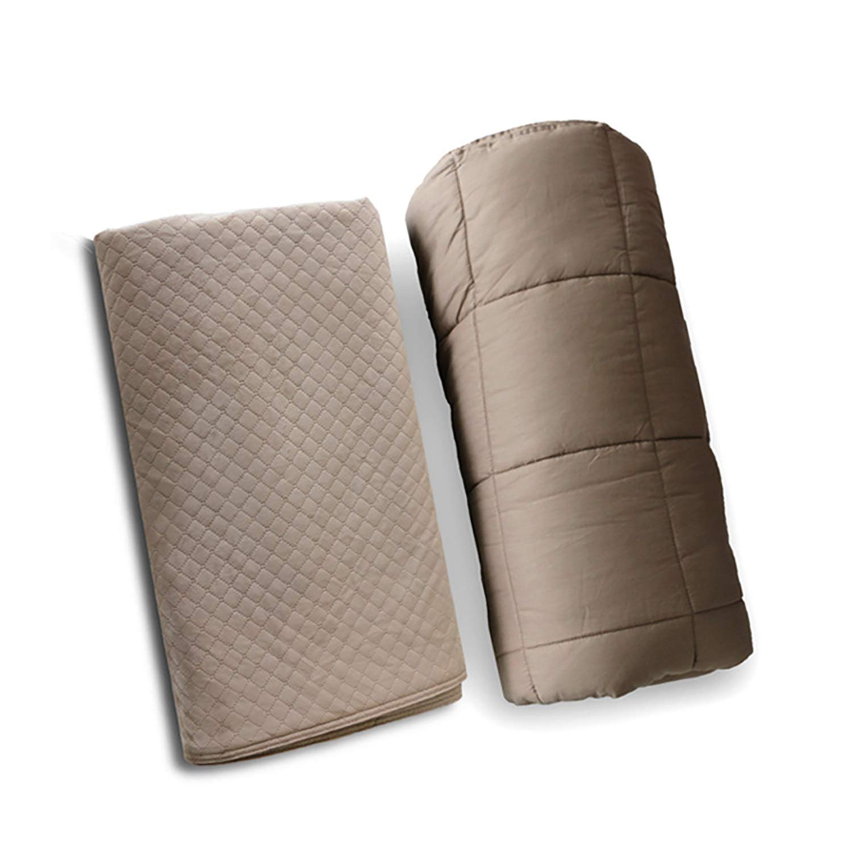 HSBAIS 加重ブランケットアダルトクイーン、大人または子供に最適な取り外し可能なキルティングカバー、睡眠の改善とストレスの軽減,46