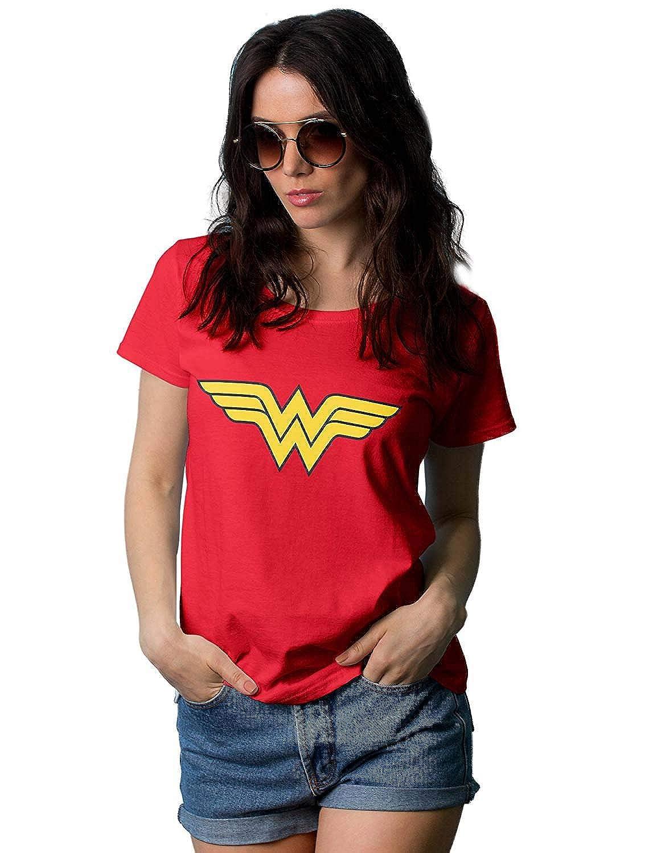 9585bcecc8f Amazon.com  Decrum Black Graphic Tees for Women - Ladies Adult Gaming  Merchandise Cute Shirts for Women  Clothing