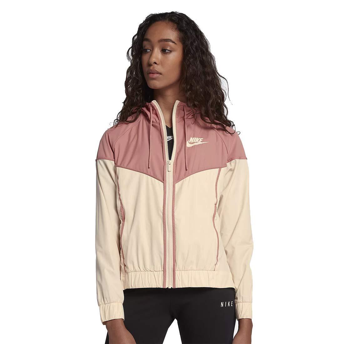 separation shoes bcf65 d1b14 Galleon - NIKE Sportswear Windrunner Women s Jacket (Guava Ice Rust Pink, L)