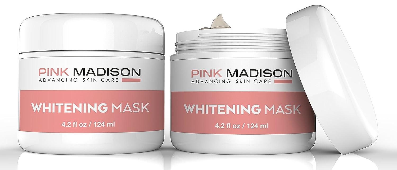 Skin Lightening Whitening Cream Mask Use As Dark Spot Wardah Facial 60ml Corrector To Brighten Natural For Face Body Spots