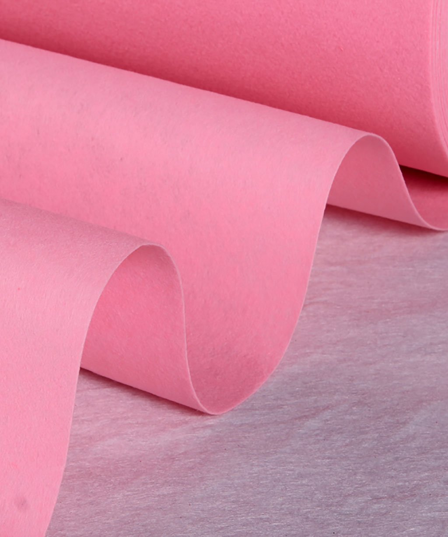 Miglior prezzo QiangDa Tappeto Nuziale Tappeti Tappeti Tappeti Sposa Moquette monouso Tessuti Non Tessuti, Spessore 2mm rosa rosa Rossa 10 Dimensioni Opzionale (colore   rosa, Dimensioni   1m10m)  spedizione veloce e miglior servizio