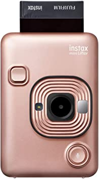 Fujifilm Fujifilm Mini LiPlay Camera, Blush Gold product image 5