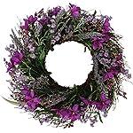 The-Wreath-Depot-Lavender-Blossom-Silk-Spring-Door-Wreath-20-Inch