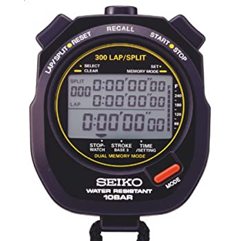 Seiko S141 Swimming Stopwatch