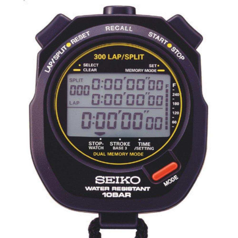 Seiko S141 300 Memory Stopwatch by Seiko