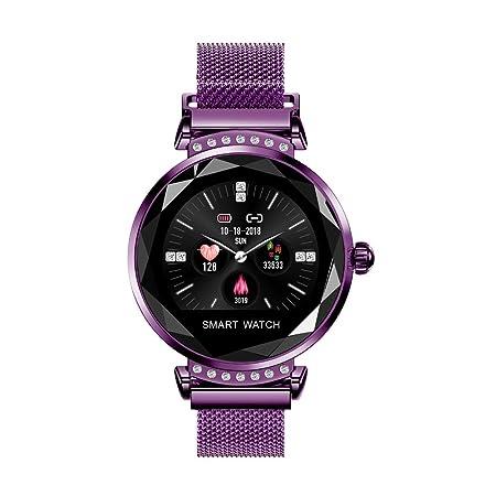 P.I.Sport N.Y. Mujer Smartwatch Bluetooth Deportes Monitor ...