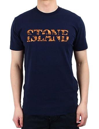 Stone Island Stone Island London Xl Dark Blue Amazon Co Uk