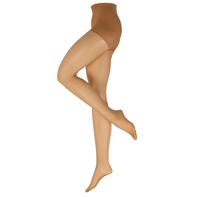 ca9c9da3489e6 Nur Die Damen Wie Eine Wie Eine Zweite Haut Strumpfhose Feinstrumpfhose,  Transparent