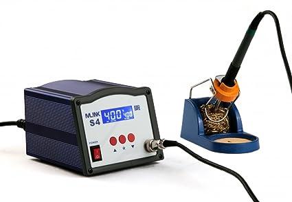 Estación soldadura Induccion Alta frecuencia 100W regulable MLINK S4 (10 puntas incluidas) ENVIO URGENTE