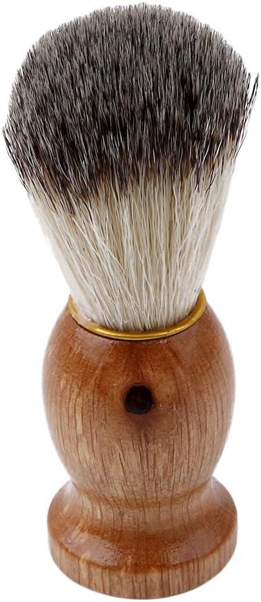Vwh – Brocha de afeitar con el hombre barba AU FOYER cepillo ...
