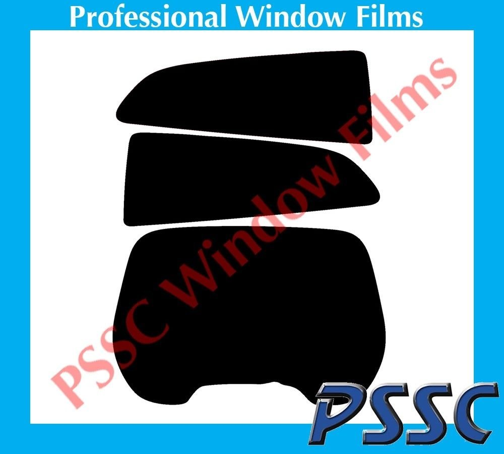 Volvo C30 3 Door Hatchback 2007-2012 20/% Dark Tint PSSC Pre Cut Rear Car Window Films