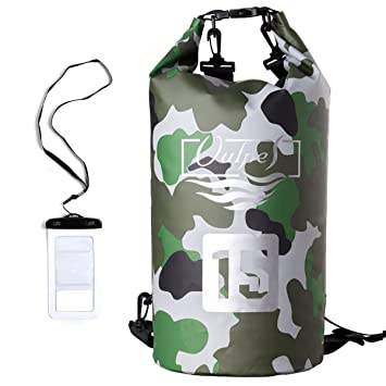 Amazon.com: Vulpes impermeable bolsa seca. 15L saco ...