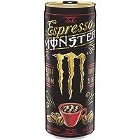 Monster - Espresso Cream, Café listo para tomar