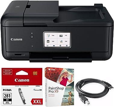 Amazon.com: PIXMA TR8520 Impresora inalámbrica todo en uno ...