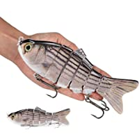 5X 100x Baits Lures Asticots in Plastic Bait Simulation for Lure Fishing M8M2