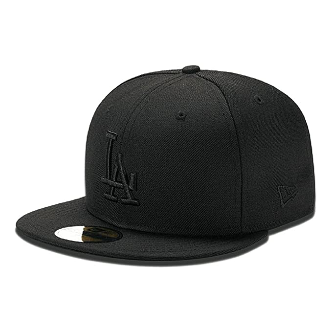 New Era ERA - Los Angeles Dodgers - 59 Fifty - Gorra MLB - Black ...