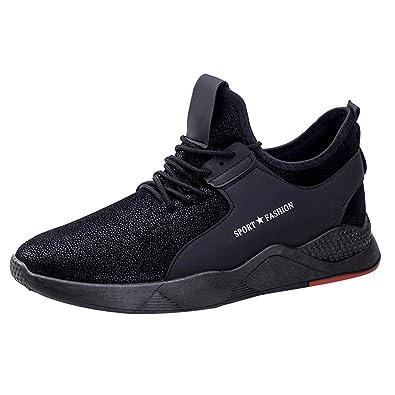 c335d1ec1efcf7 Chaussures Hommes AIMEE7 Mode Chaussure Randonnee Homme Confortables Respirantes  Chaussure de Sport en Plein Air de