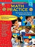 Math Practice, Grades 1 - 2, Janie Schmidt, 0887249361