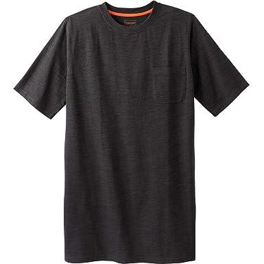 30fa935c9dd Boulder Creek Men s Big   Tall Longer-Length Pocket Crewneck Tee ...