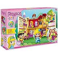 Pinypon - 700012406 -  Mini Poupée - la Maison des Contes de Fée + 1 Figurine
