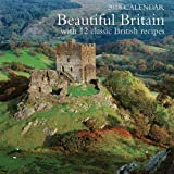 2018 Calendar: Beautiful Britain with 12 Classic British Recipes