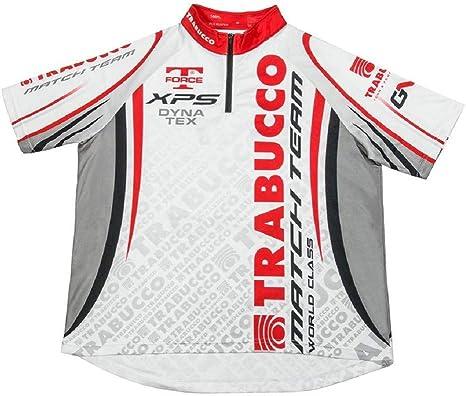 Trabucco Camiseta Pesca Match Team Shirt Short Sleeve XXL Spinning ...