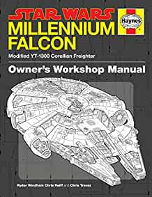 star wars millennium falcon owner s workshop manual ryder windham rh amazon com haynes workshop manual sci fi haynes workshop manual a180 cdi