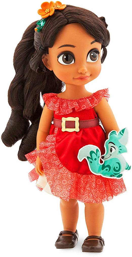 New Kids Disney filles Elena de avalor Vélo genou Pad Et Gant Lot
