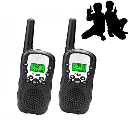 JRDBS WINL Toys For 9 Year Old Boy Birthday Gifts Long Range Kids Walkies Talkies