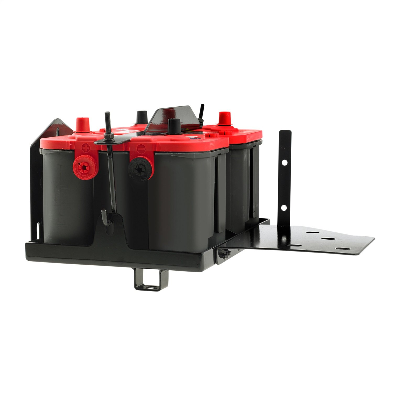 Smittybilt 2799 Dual Battery Tray
