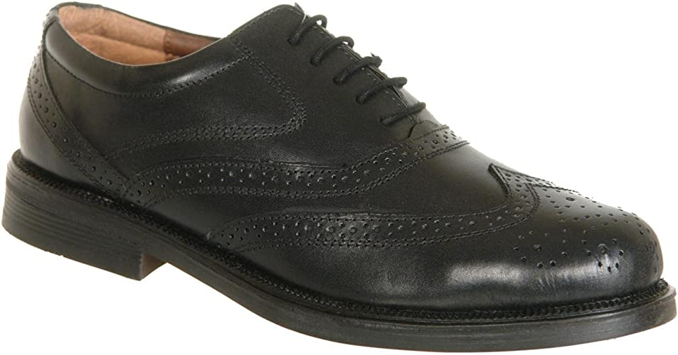 Mens Wide Fit Scimitar Formal Lace Up