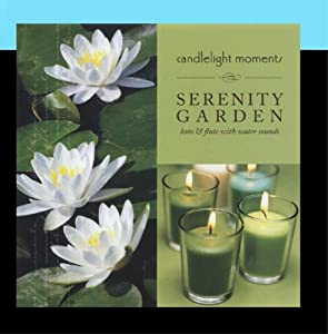 Candlelight Moments - Serenity Garden