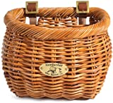Nantucket Bike Basket Co Cisco Collection Classic/Tapered Bicycle Basket...
