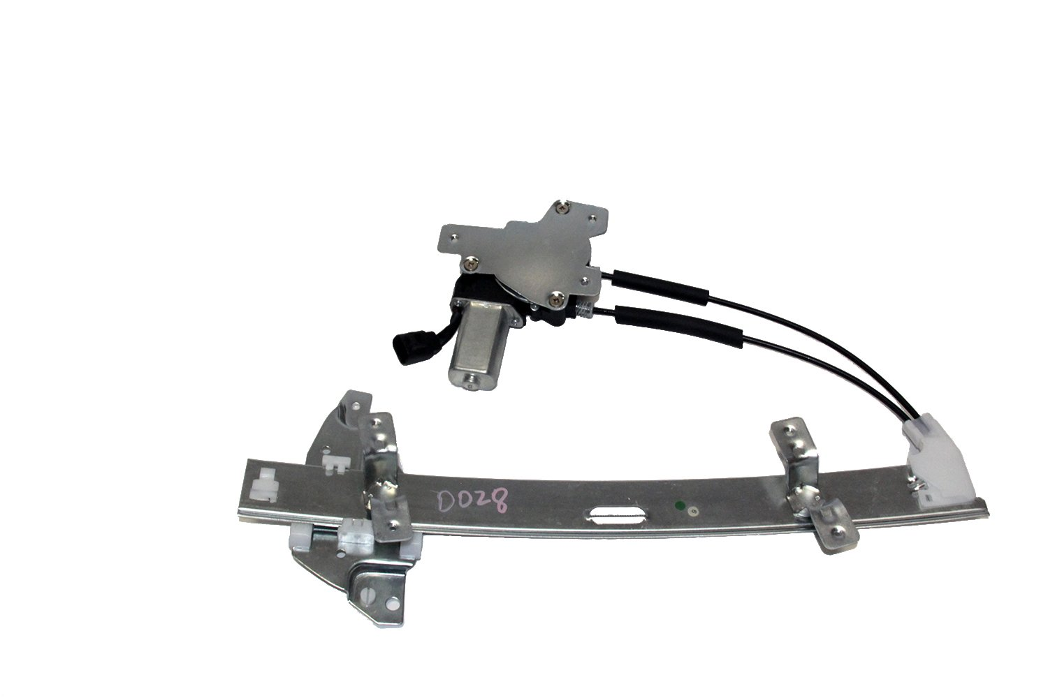 MTC 20121//10315137 Window Regulator with Motor, Right Front, Special models 20121 10315137