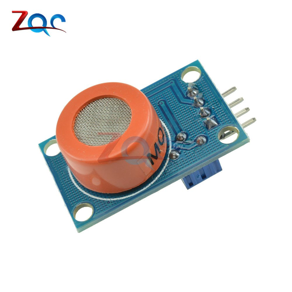 2PCS MQ-3 MQ3 Alcohol Sensor Module Breath Gas Detector Ethanol Detection