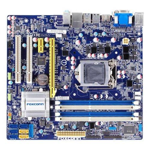 Foxconn LGA1155/Intel H77/DDR3/SATA3&USB3.0/A&GbE/MicroATX Motherboard (H77M) (Foxconn Usb Motherboard)