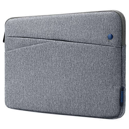 Tomtoc Laptop Sleeve Case Bag for 13 - 13.3 Inch MacBook Air | MacBook Pro Retina 2012-2015 | 13.5 Inch Surface Laptop 2017 | Surface Book | HP Acer Dell ThinkPad Asus Chromebook 13 | Tablet
